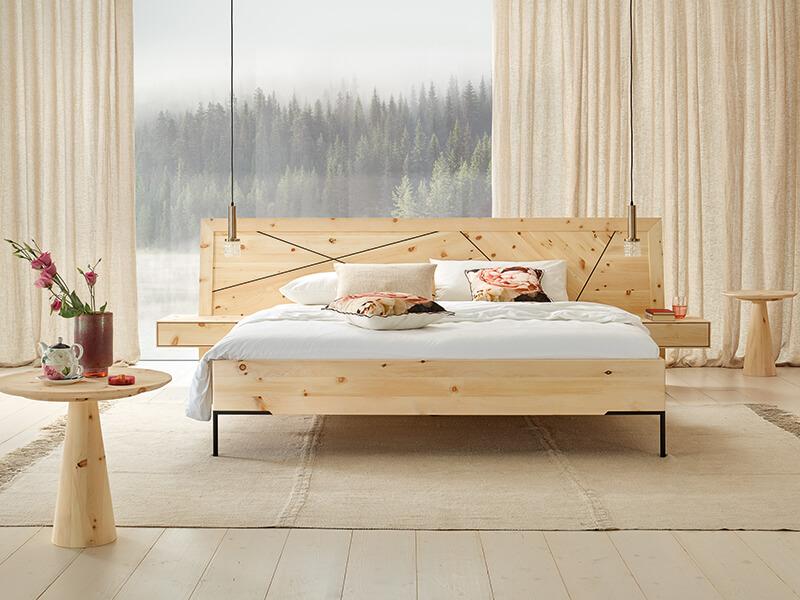 Zirbenschlafzimmer| SchlafensWERT in Neusäß