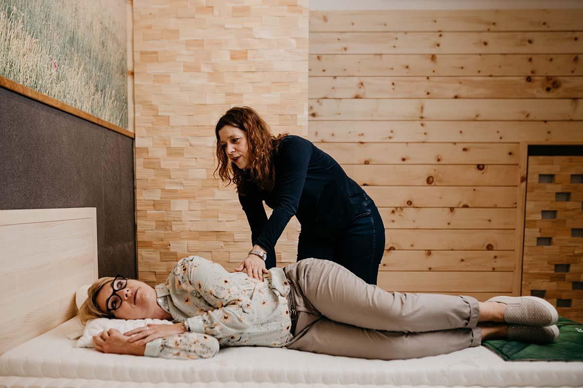Schlafberatung im Bettenfachgeschäft Augsburg