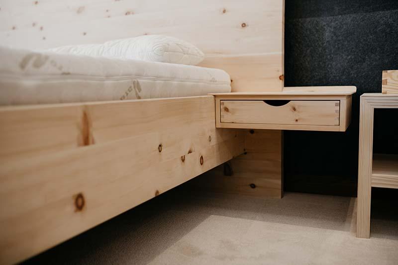 Zirbenschlafzimmer Schlafenswert In Neusass