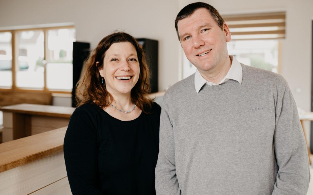 Maderholz Anne und Armin